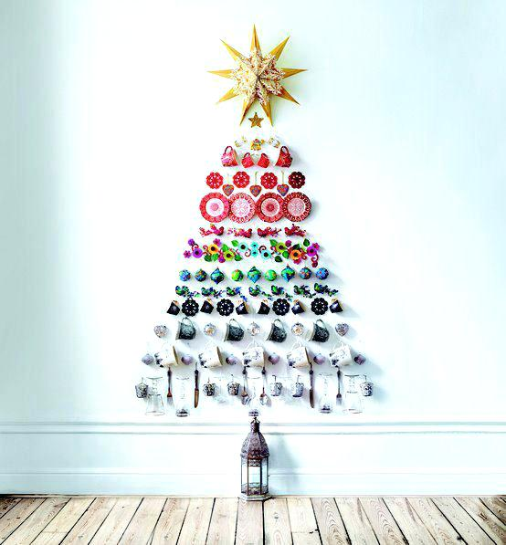 alternative-christmas-tree-creative-tree-ideas-diy-alternative-christmas-tree-ideas